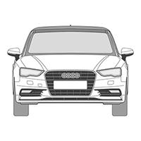 A3 Cabrio (14-)