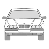 3 Series E36 Sedan/Estate/Conv. (91-01)