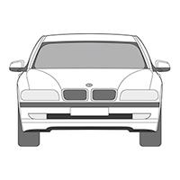 7er Serie E38 (94-01)
