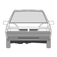 Sunny N13 Sedan (86-90)