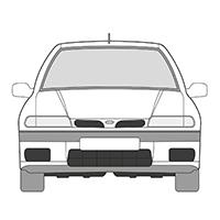 Sunny N14 Sedan (91-96)