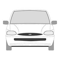 Escort IV Sedan/Estate (90-98)