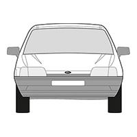 Fiesta (89-96)