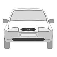 Fiesta IV & V (95-01)