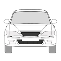 Accord Sedan (98-02)