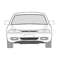 626 IV Sedan 4dr (92-97)