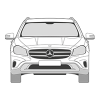 GLA X156 SUV (14-)