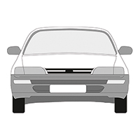 Corolla E100 5dr (92-97)
