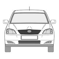 Corolla E12 3/5trg. (02-07)