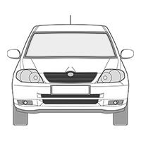 Corolla E12 Sedan/Estate (02-07)