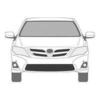 Corolla Sedan 4dr (06-13)