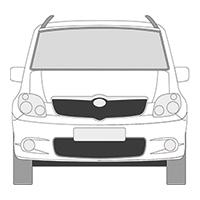 Corolla E12 Verso I (01-03)
