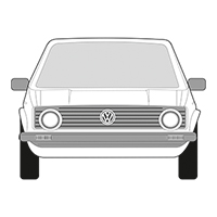 Golf I/Jetta (83-91)