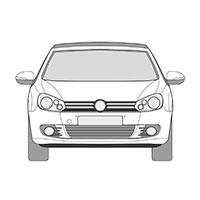 Golf Cabrio (11-)