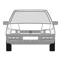 Golf III (91-98)