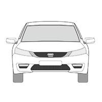 Accord Sedan (13-17)