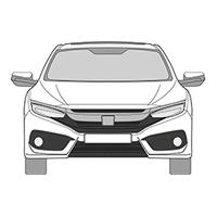 Civic Sedan (16-)
