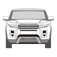 Range Rover Evoque 3dr (11-)