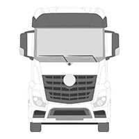 Actros (cab width 2300 mm) (12-)
