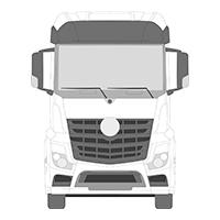 Actros (cab width 2300 mm) (12-)