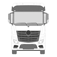 Actros (cab width 2500 mm) (12-)