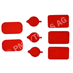 Adhesive pads