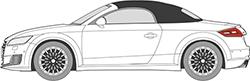 TT Cabrio (15-)