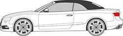 A5 Cabrio (09-17)