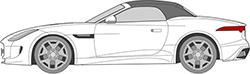 F-Type Cabrio (13-)