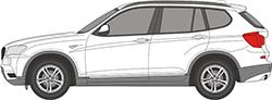 X3 F25 (10-17)