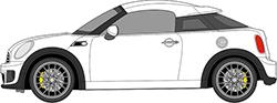 R58 Cpé./R59 Roadster (11-15)