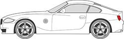 Z4 E86 Cpé. (06-08)