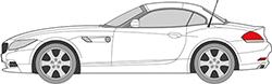 Z4 E89 Roadster (09-)