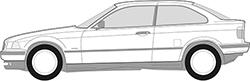 3er Serie E36 Cpé./Cabrio (91-98)
