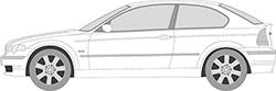 3er Serie E46 Compact (01-04)