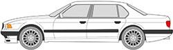 7er Serie E32 (86-94)