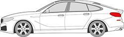 6er Serie G32 GT (17-)