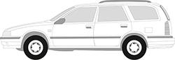Primera W10 Kombi (90-98)