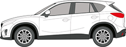 CX-5 (12-17)