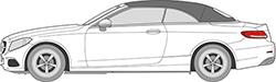 C-Klasse A205 Cabrio (16-)