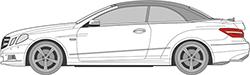 E-Klasse W207 Cabrio (09-)