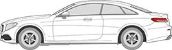 E-Klasse C238 Cpé./Cabrio (17-)
