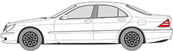 S-Klasse W220 (99-05)
