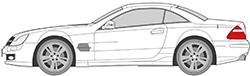 SL-Klasse R230 (01-11)