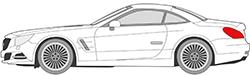 SL R231 Roadster (12-)