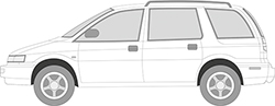 Space Wagon II (92-98)