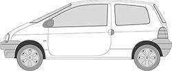 Twingo I (93-07)