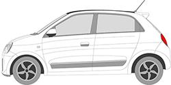 Twingo III (14-)