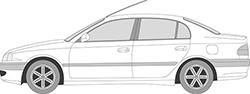 Avensis I (98-03)