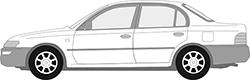 Corolla E100 (91-97)
